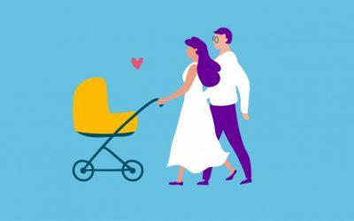 Geboorteverlof voor partners – wat is er veranderd?