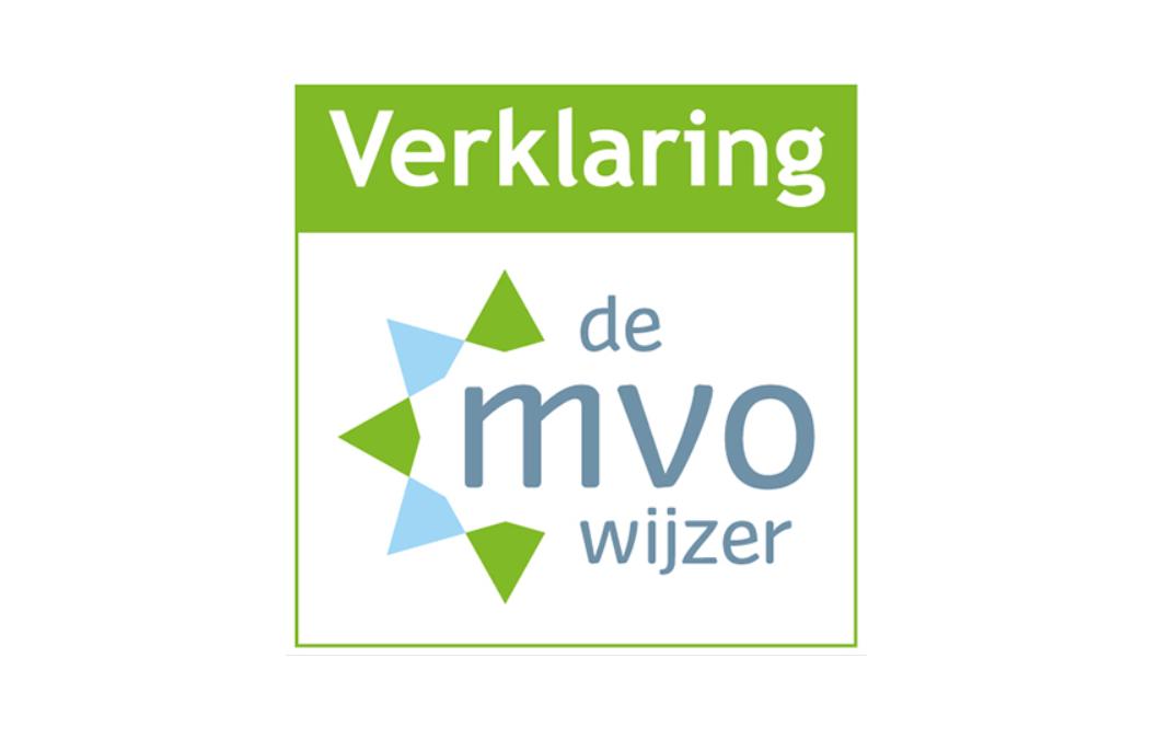 MVO certificaat voor Backofficer!