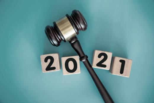 Wetswijzigingen HR in 2021